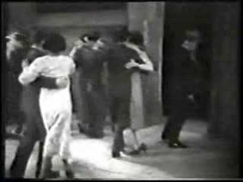 DiFilm - Tito Lusiardo baila tango con Virginia Luque 1959 - YouTube