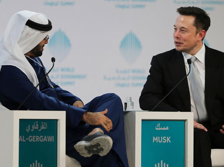 Dubai is buying 200 Tesla vehicles as part of its ambitious self-driving taxi plan