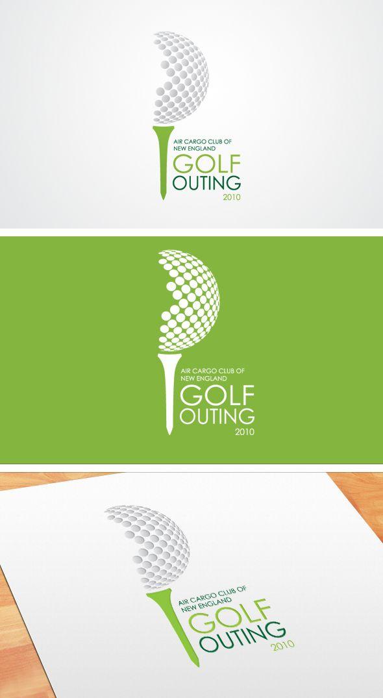 Golf Fundraiser Logo and Branding on Behance