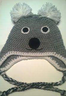 Capitan Uncinetto: Cappello Koala