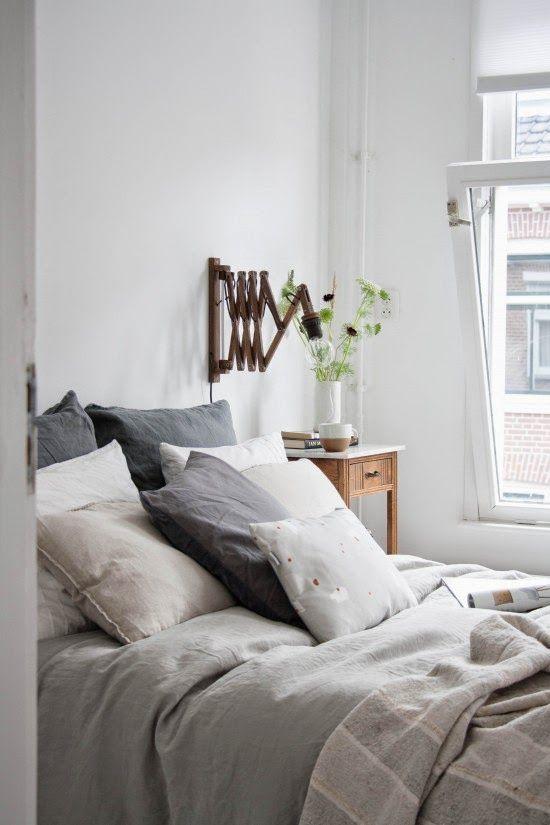 Este post viene de genial para el finde, en el que además de disfrutar de la familia me vendría genial descansar un poco y en un dormitorio ...