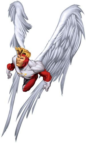 Angel from the X-Men