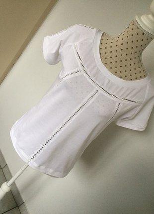 T-shirt - Santa Fée - Blanc