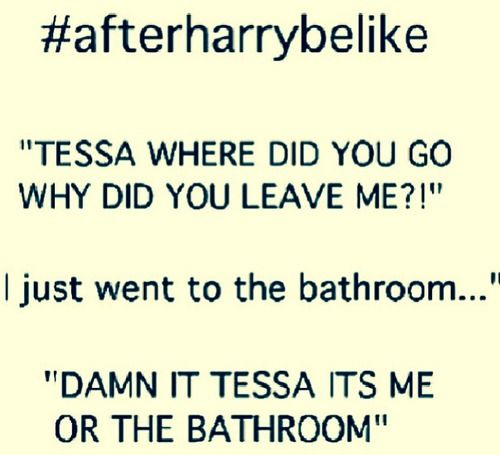 after quotes fanfic hessa - Google Search