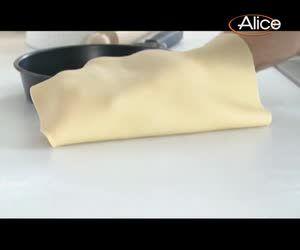 Video ricetta pasta brisée | Alice.tv