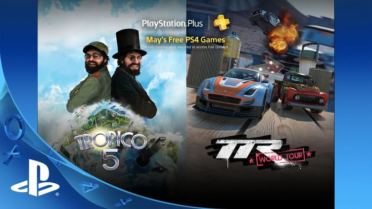 PlayStation Plus Free PS4 Games Lineup May 2016