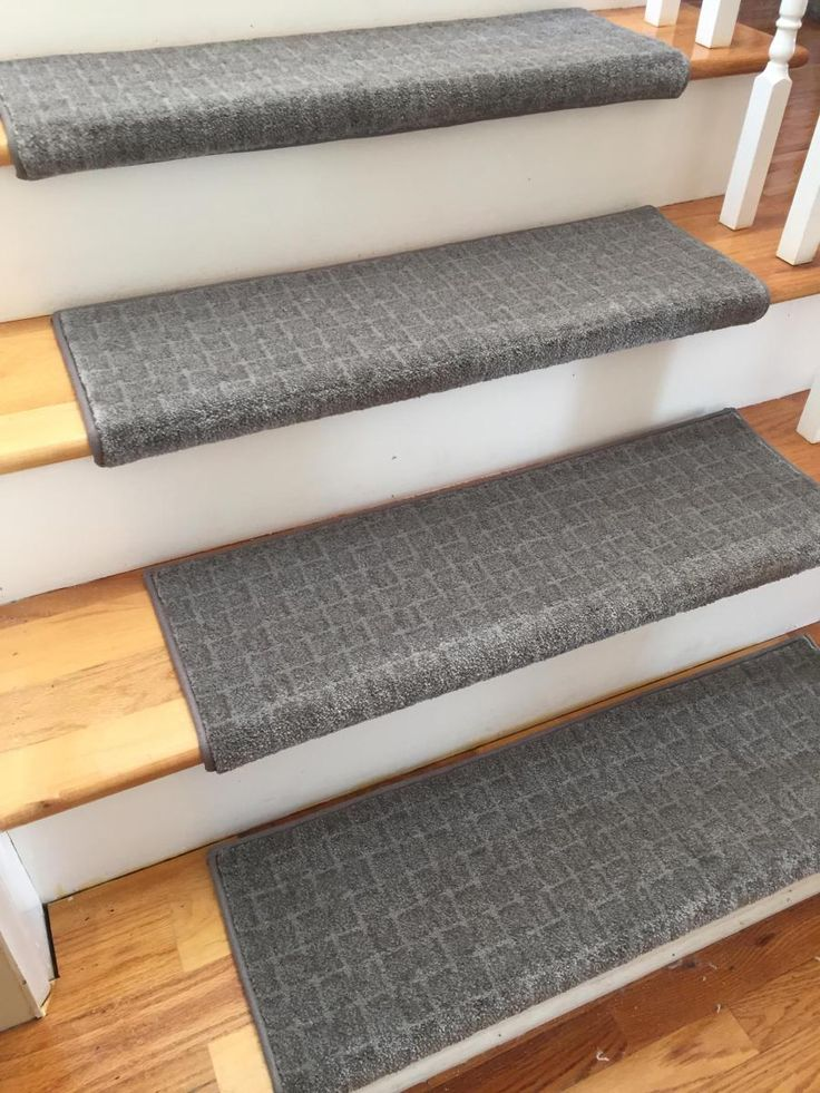 Best Poetry Visionary Bullnose™ Carpet Stair Tread For Safety 640 x 480