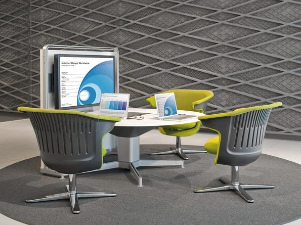 19 best Steelcase FrameFour Desking images on Pinterest | Bureaus ...
