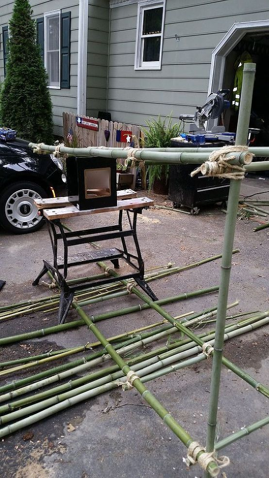 17 best images about bamboo things to make on pinterest for Making bamboo things
