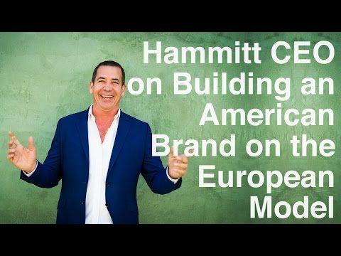 HAMMITT CEO ON BUILDING AN AMERICAN BRAND ON THE EUROPEAN MODEL - Accessories Magazine