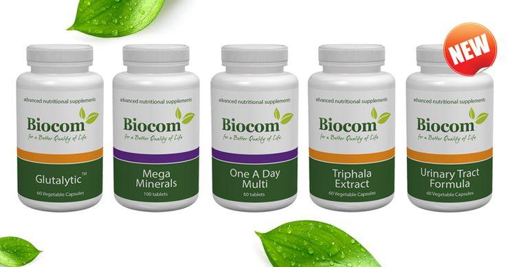 5 új termék a Biocom-nál