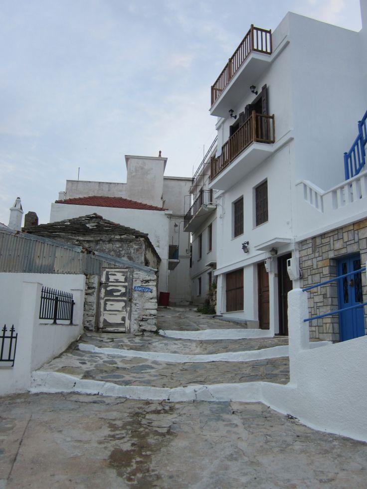 Architecture of Sporades