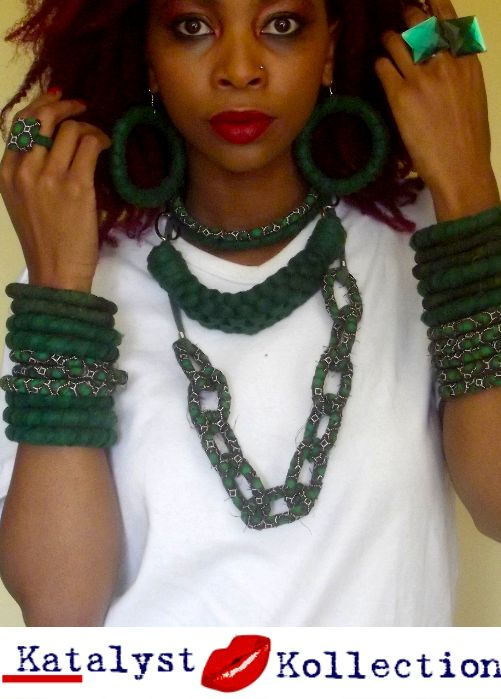 take a look at our assorted #accessories all in the name of going #GREEN *lol* http://katalystkollection.co.za/index.php/accessories/category/17-green-accessories