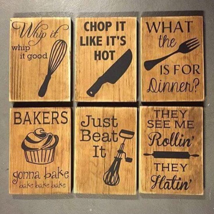 Kitchen humor