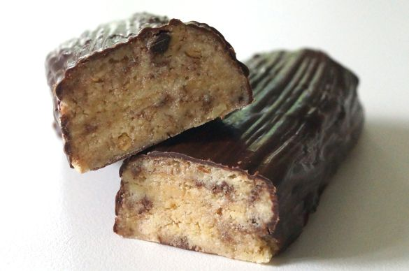 Proteinbarer med peanut - Lowcarb.dk