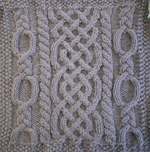 205 Best Knit Blankets Images On Pinterest Knitting Patterns Hand