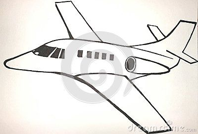 Airplane Illustration - Download From Over 56 Million High Quality Stock Photos, Images, Vectors. Sign up for FREE today. Image: 88600568