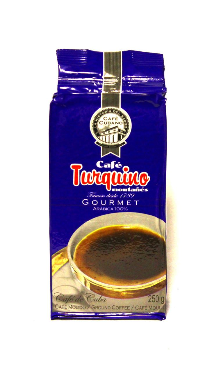 Turquino Coffee Sale! Cuban Coffee Lovers A delightfully aromatic coffee named to honor the highest peak in the mountain ridges of Cuba; it is rich, creamy and sweet with honey undertones. Perfect for Christmas, Secret Santa, Birthdays or just to say thank you! #christmas #gifts #cubancoffee #turquino #coffee