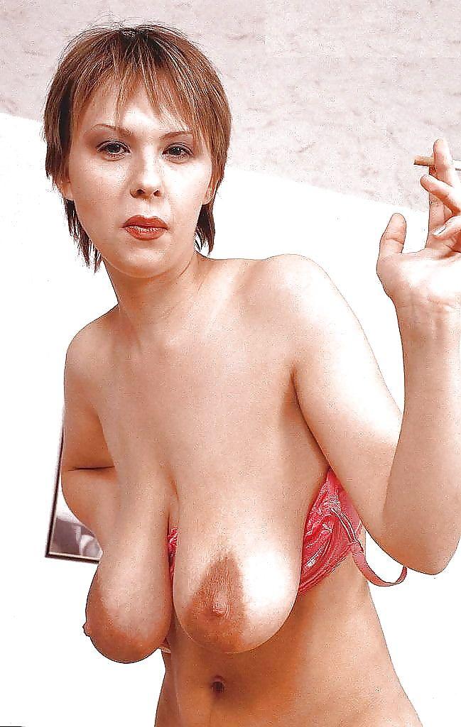 Молодая обвисшая грудь фото