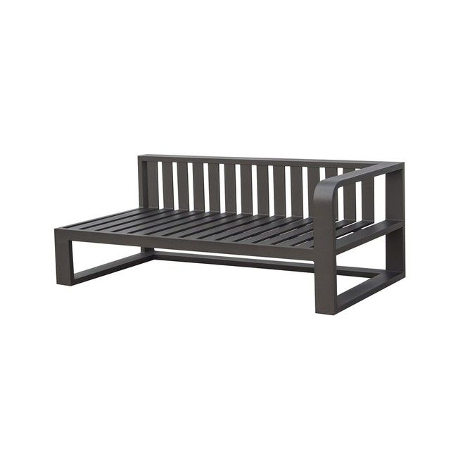 Canapé salon de jardin ferma zendart outdoor Zendart | La ...