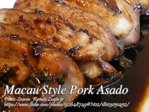 137 best filipino pork dishes images on pinterest pinoy food how to cook macau style pork asado filipino foodfilipino dishesfilipino recipespork forumfinder Images