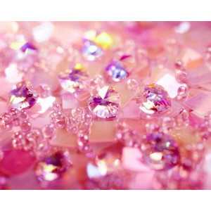 Things that sparkle and shine whether it is glitter, sequins, diamonds or water, it all catches my eye and makes me feel 6 again!