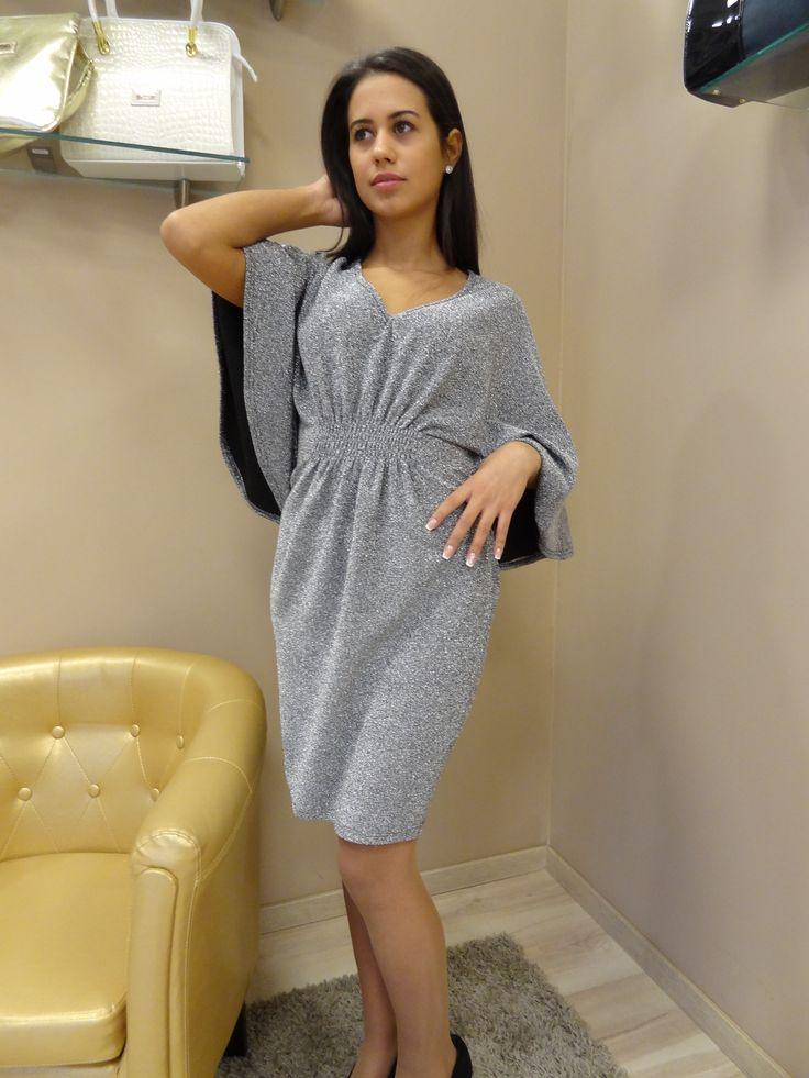 Envy Fashion - Ezüstös csillogás- Corvin sétány