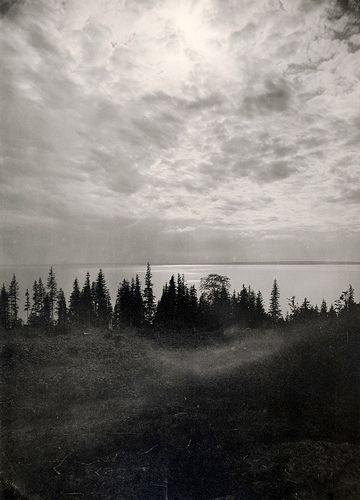 Omberg, Lake Vättern, Östergötland, Sweden