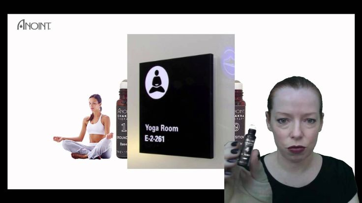 Yoga Room and Anoint