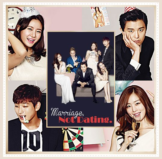 Marriage, Not Dating Episode 1 - 연애 말고 결혼 - Watch Full Episodes Free - Korea - TV Shows - Viki