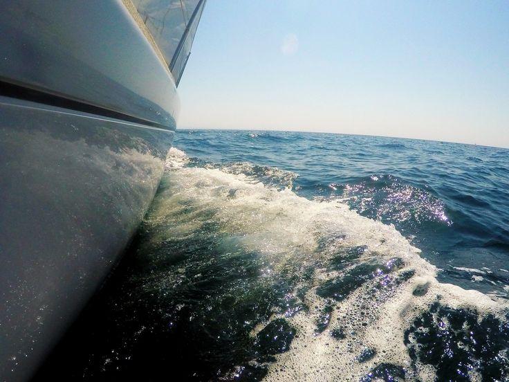 sailing away by Ignazio Marassi on 500px