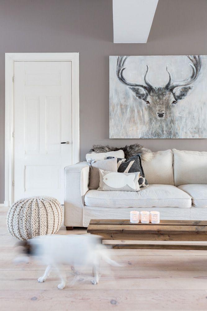 Steeds meer mensen kiezen bewust voor een landelijk interieur met een gevoel van thuiskomen en richten hun huis landelijk in..