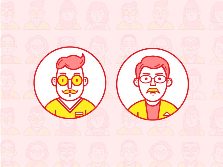 Web Icons- User by Zoey Wong