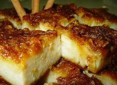 Receita de Pudim de Pão com Maçã - http://www.receitasja.com/receita-de-pudim-de-pao-com-maca/