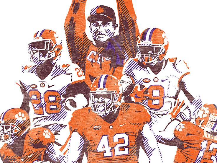 Clemson designs, themes, templates and downloadable