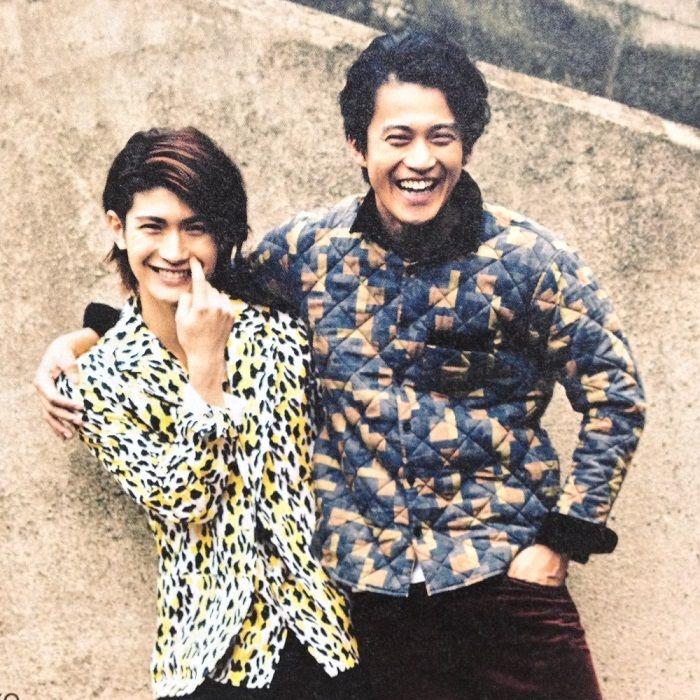 Oguri Shun on @dramafever, Check it out!