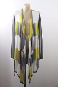 NWT Size L 14 Resort Report Ladies Knit Top Tunic Cardi Boho Chic Casual Design  | eBay