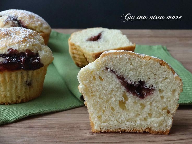 Muffin+alla+marmellata