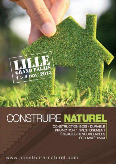 Salon construire naturel de Lille