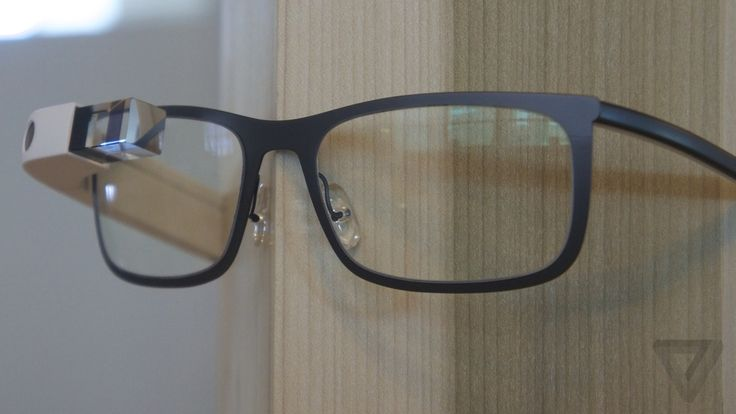 Framing Google Glass: the headset of the future now works with prescription lenses