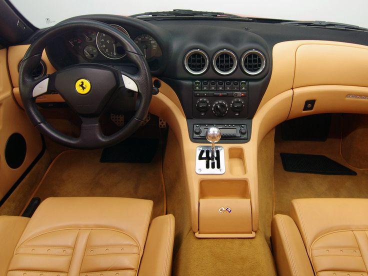 Ferrari 575 M Maranello F1  '2002–06