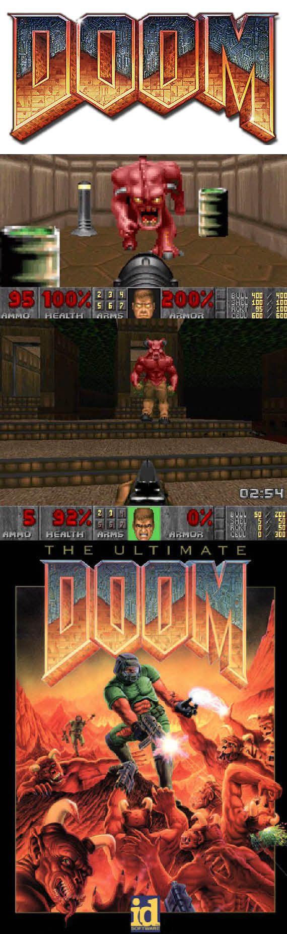 20 best doom images on pinterest videogames doom game and game art
