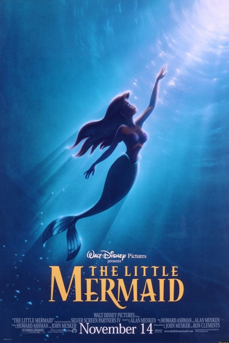 "DAY 1: Favorite Movie- definitely ""The Little Mermaid"" It's the first movie I remember watching. I was obsessed with this movie and still am, it's not only my favorite Disney film but one of my favorite films period."