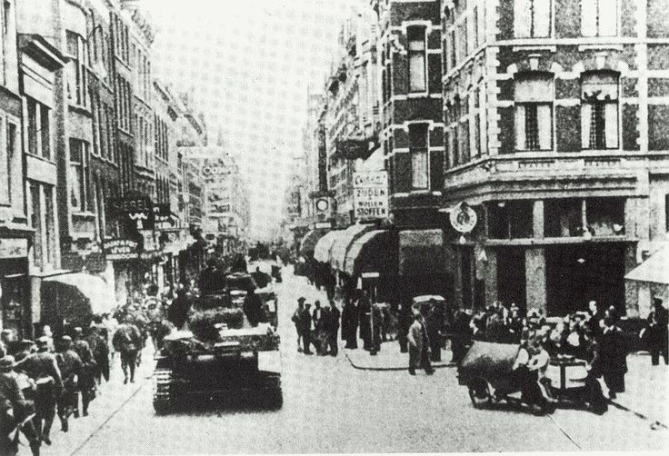 Kruiskade, Rotterdam ca.1940