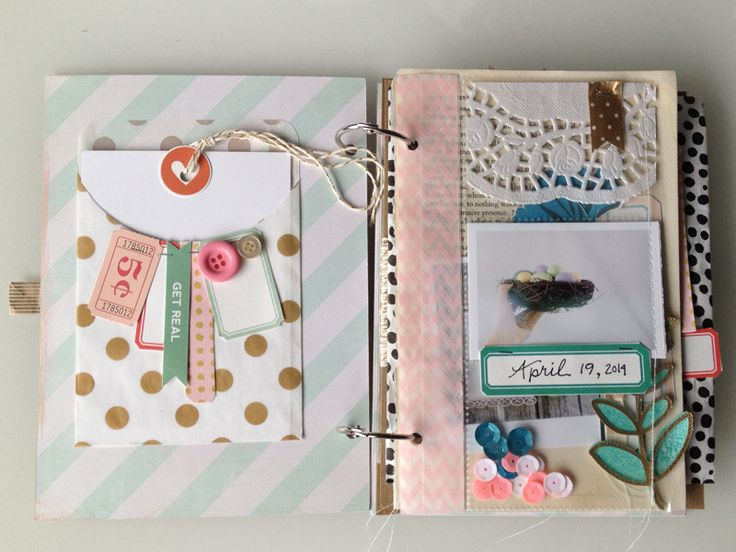 Maggie Holmes Mini Album Pt.1 by cinback at @studio_calico