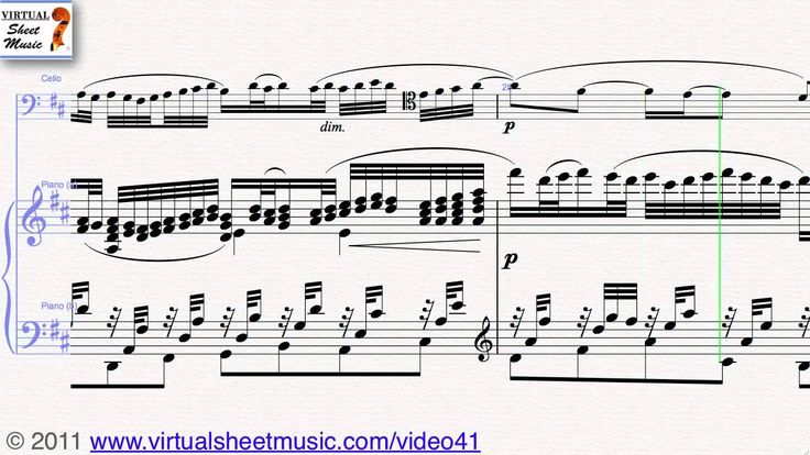 how to play pachelbel canon in d