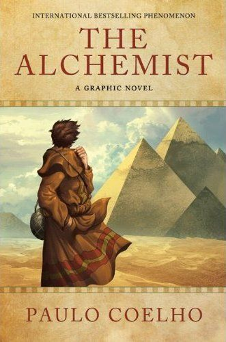 the alchemist graphic novel   The Alchemist (Graphic Novel) by Paul Coelho - Review and Blog Tour