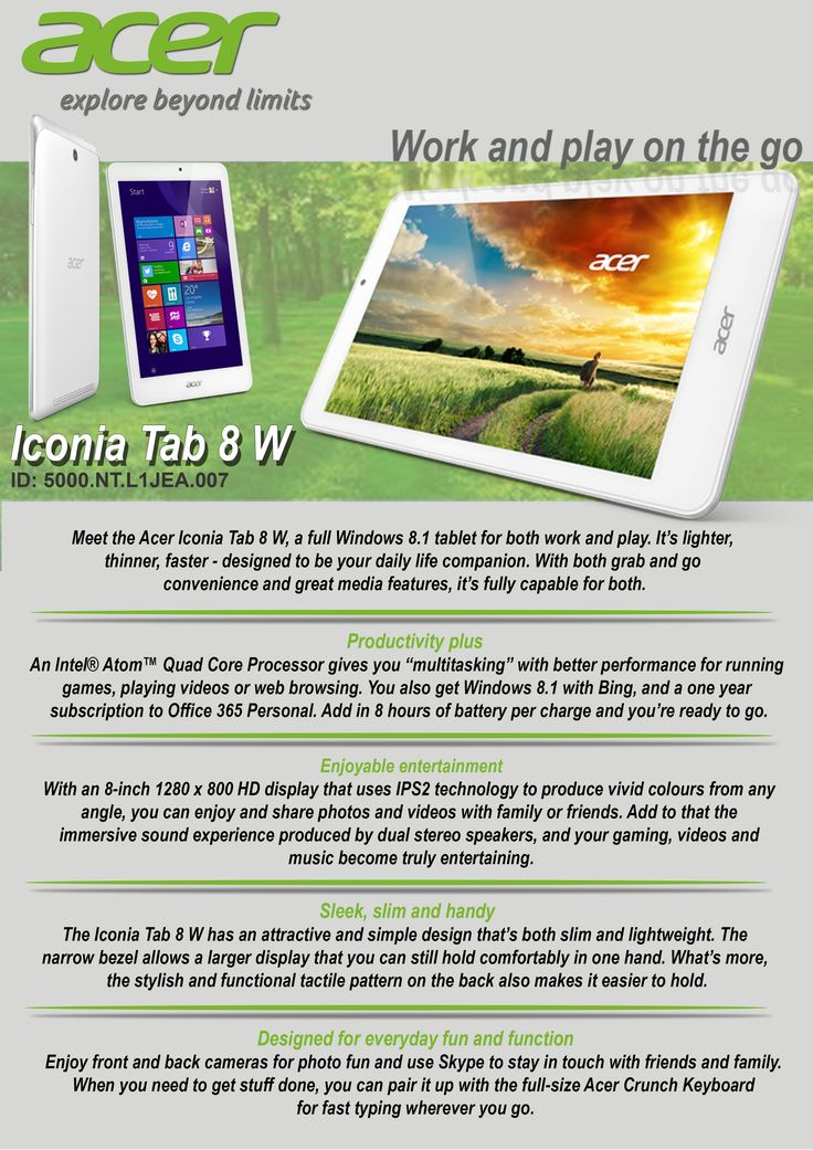 Acer Android Tablet