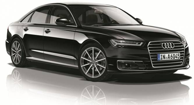 A premium car Audi said the new 1.8 litre TFSI engine is the new entry-level unit for Audi A6.