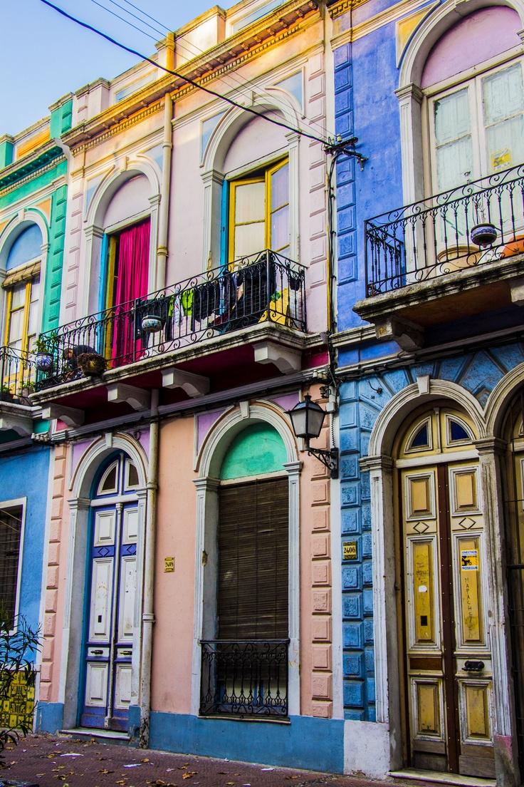 Barrio Reus Montevideo